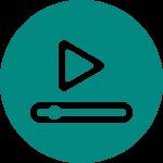 Mithilfe von Onlinemarketing Podcasts lernen Studierende alles über Web Analytics udn Content-Marketing.